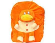 Orange School Bag